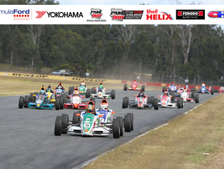 Australian Formula Ford heads north for Ipswich round