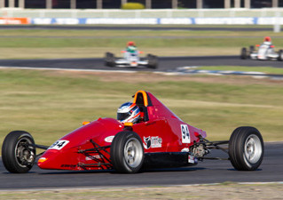 A weekend of firsts at Winton