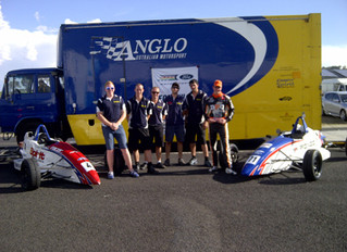 Anglo Australian Motorsport drivers conquer The Mountain