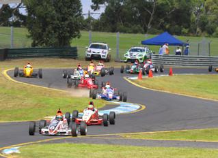Vidau and Ojeda Share Formula Ford Round 1 Spoils