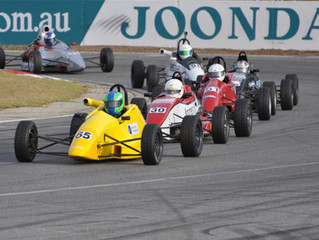 2020 WA Formula Ford Championship - calendar announced