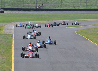 Formula Ford grid set for championship showdown at SMP