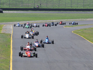 2019 Australian Formula Ford kicks off this weekend in Sydney