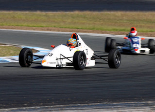 Shields Claims Maiden Formula Ford Win After Epic Contest