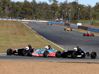 Formula Ford 1600 Champion to Be Crowned at SMP