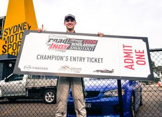 Hunter McElrea secures the 2018 Australian Formula Ford Championship