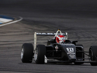 Aussie Formula Ford Stars test at Indianapolis this weekend!