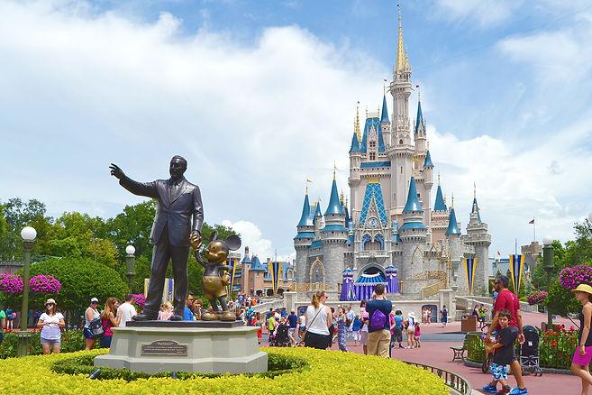 Walt Disney World- Orlando