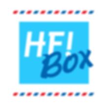 HF BOX logo
