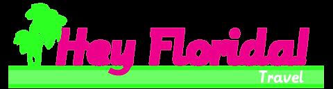 Hey Florida Travel logo