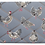 Thumbnail: Duck Egg Chicken Fabric Notice Board (many ribbon colours)