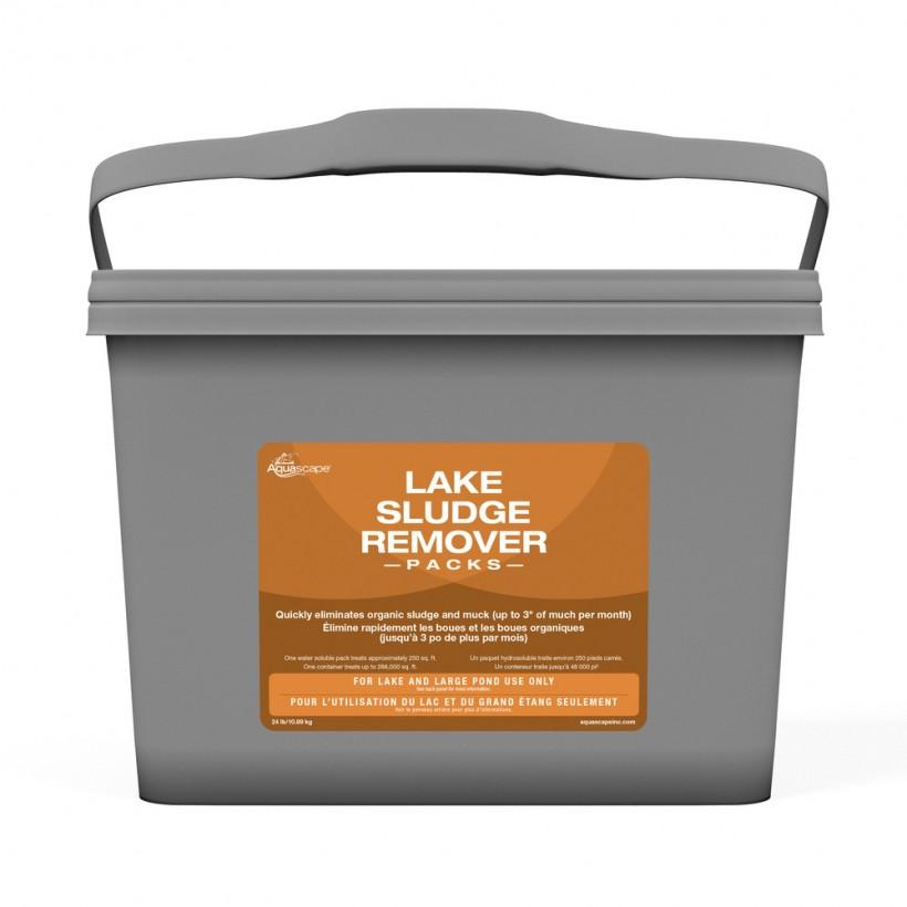 Paquetes de eliminación de lodos de lago