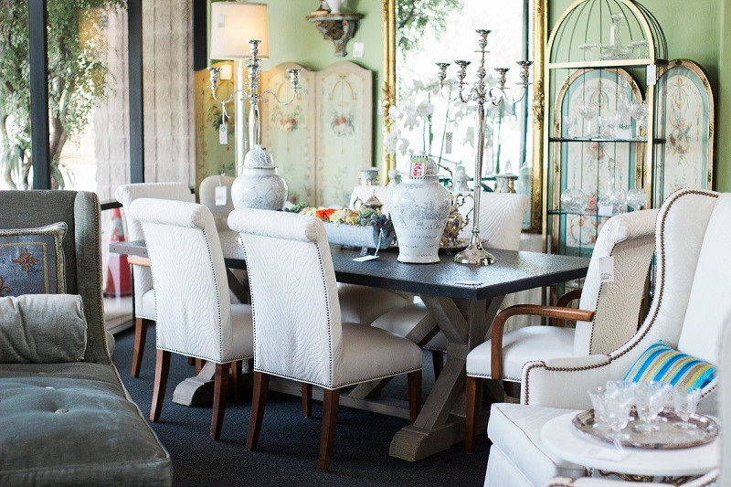 Feng Shui Dining Room