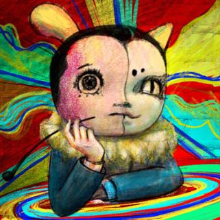 narative illustration piece No.3