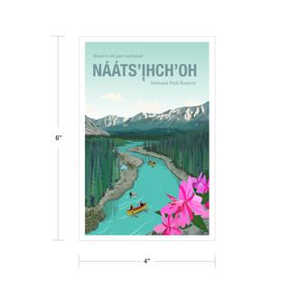 Parks Canada Vintage Series-Nááts'įhch'oh National Park Reserve