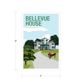 Parks Canada Vintage Series-Bellevue House National Historic Site