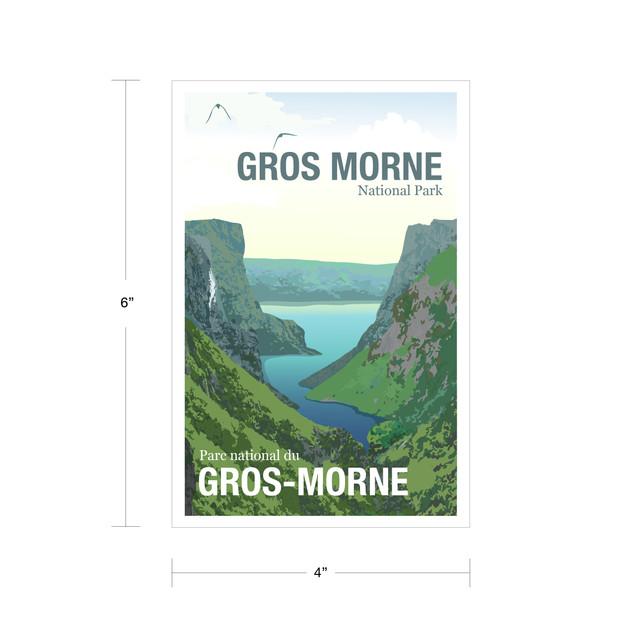 Parks Canada Vintage Series-Gros Morne National Park