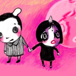 Narrative illustrations piece No.2