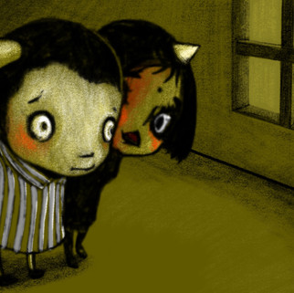 narative illustration piece No.10