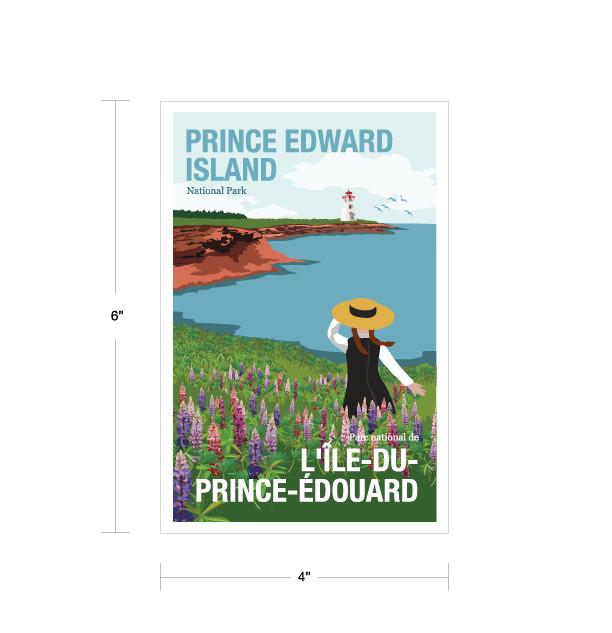 Parks Canada Vintage Series-Prince Edward Island National Park