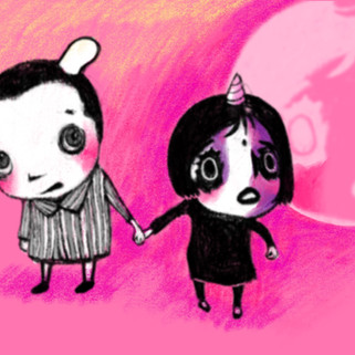 narative illustration piece No.2
