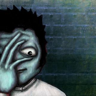 narative illustration piece No.8