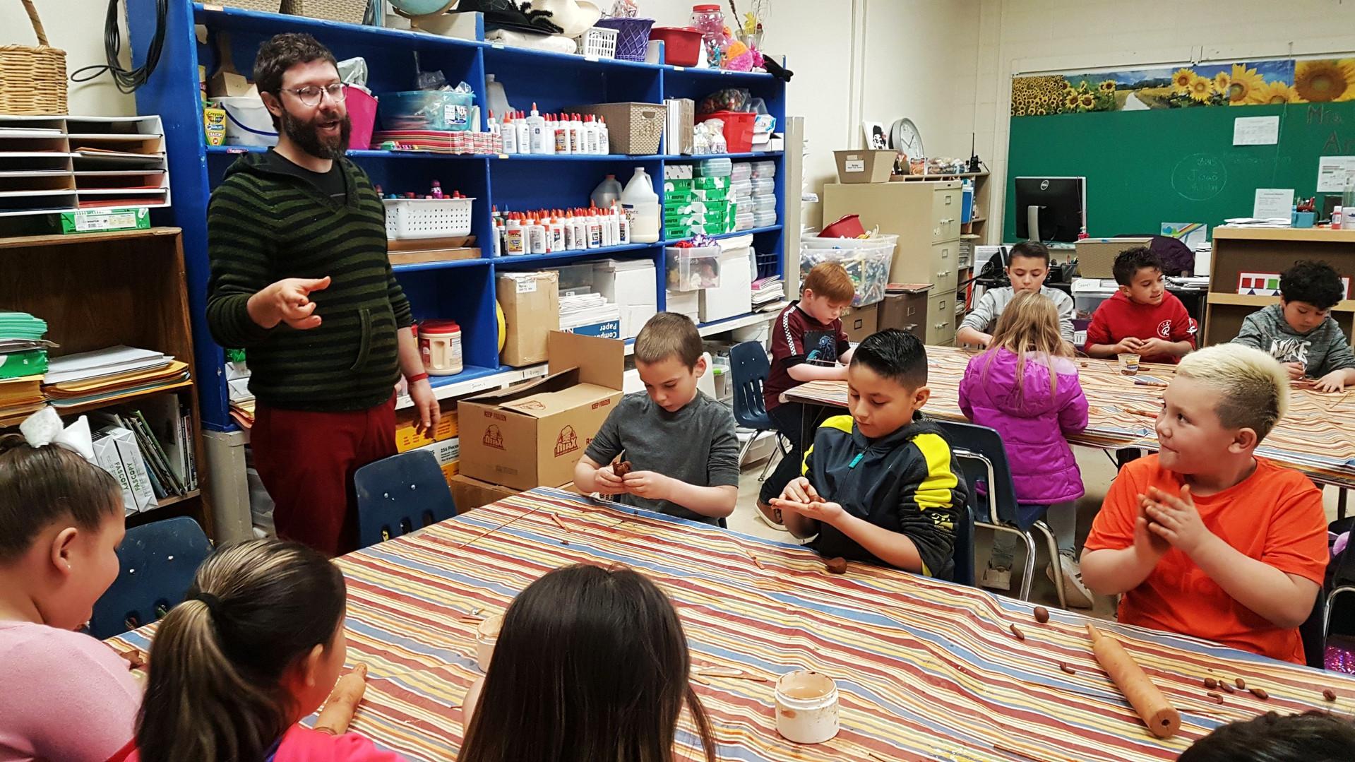 G W Stout Elementary School