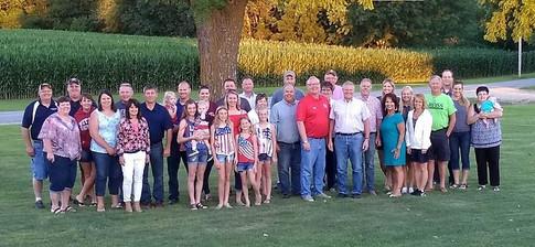 Lafayette Ag Stewardship Alliance Member Appreciation Picnic