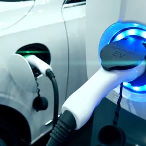 Instalación de puntos de recarga para vehículos eléctricos.