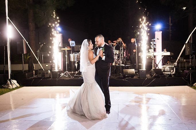 Sparktacular First Dance (Non Flamable)