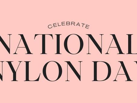 National Nylon Stocking Day