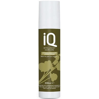 IQ Intelligent Haircare Intense Moisture Conditioner 300ml
