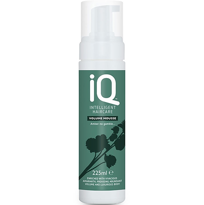 IQ Intelligent Haircare Volume Mousse 225ml