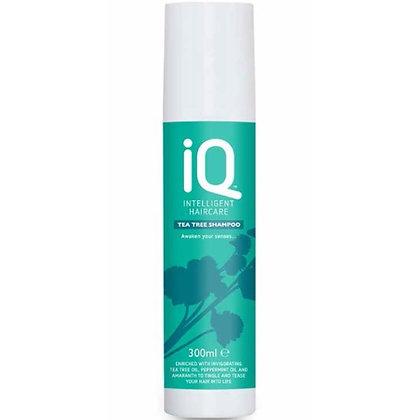 IQ Intelligent Haircare Tea Tree Shampoo 300ml