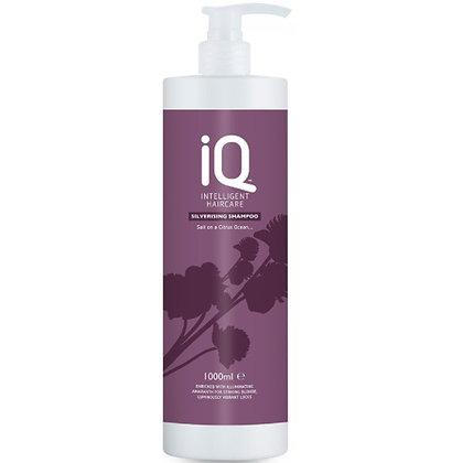 IQ Intelligent Haircare Silverising Shampoo 1000ml