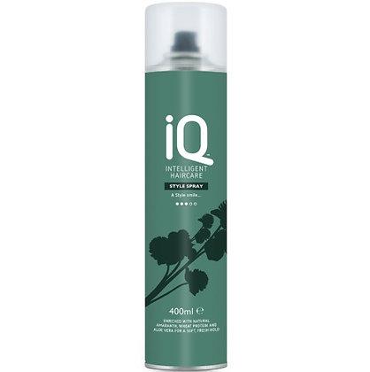 IQ Intelligent Haircare Style Spray 400ml