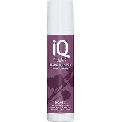 IQ Intelligent Haircare Silverising Shampoo 300ml