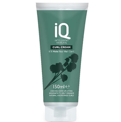 IQ Intelligent Haircare Curl Cream 150ml