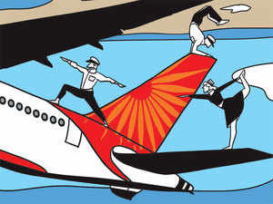 Air India introduces yoga sessions for its newly-recruited cabin crew and pilots.
