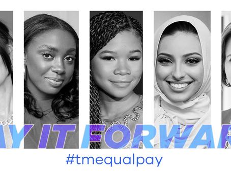 #PayItForward: Women at Work