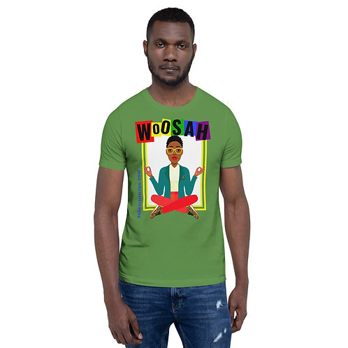 Woosah Signature Short-Sleeve Unisex T-Shirt