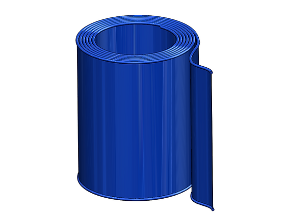 PVC section roll