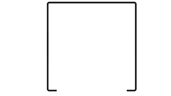 ALLUPACK top/shaft profile
