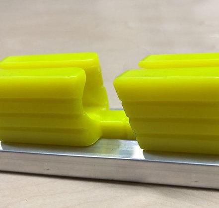 Invito telo per autoriparante - Plastic insert for zip entry