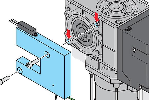 Insulation kit for LAt motor