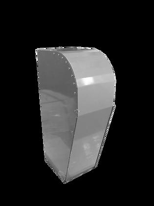 Side motor cover