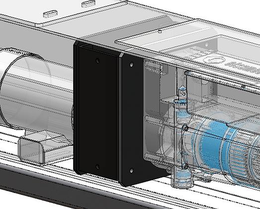 ALLUPACK TMG01 Fixing kit