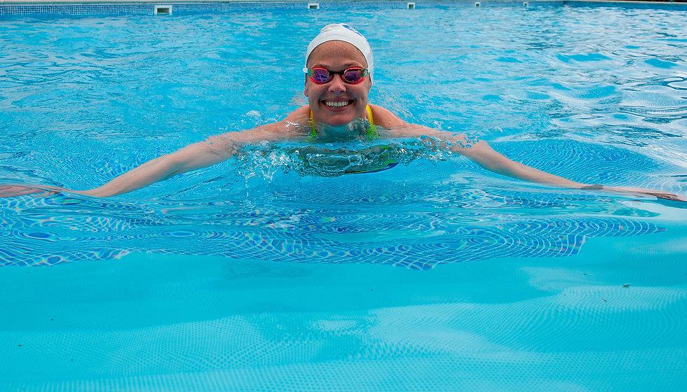 Swim Dynamics Emma MacDonald Swim Coach
