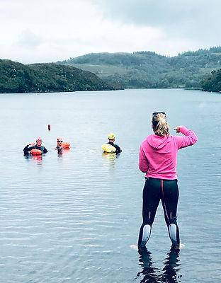 Swim Dynamics Coaching Services