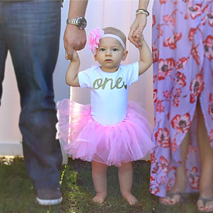 Adelyn Turns One
